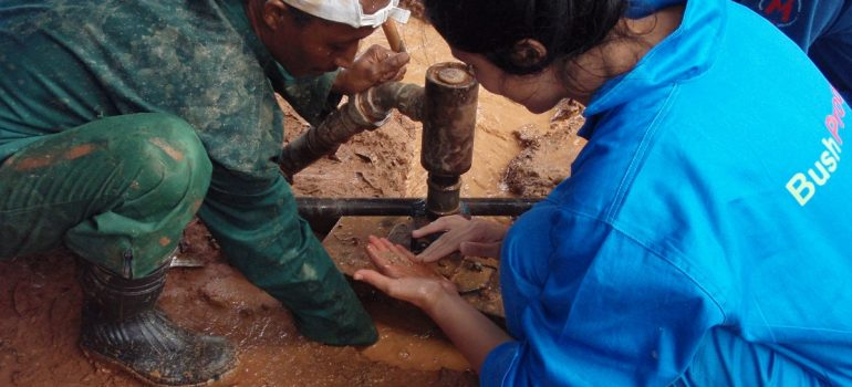 Technical Training in Water and Sanitation Infrastructure