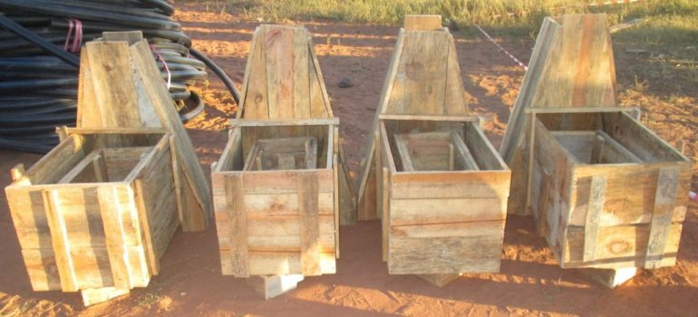 BushProof is building a new water supply system in Madagascar